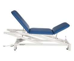 Camilla eléctrica CE-800 - Articulación respaldo y piernas