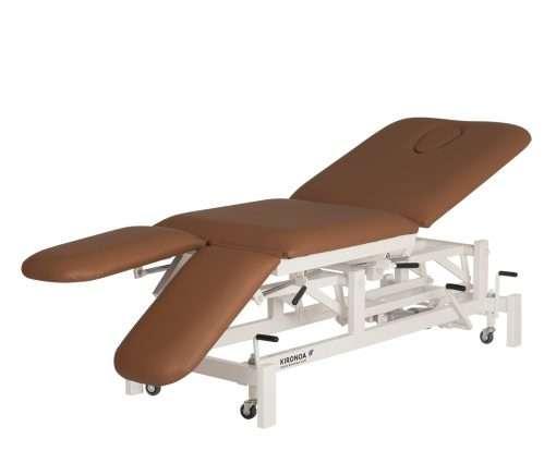 Camilla hidráulica CH-903 articulación piernas independientes