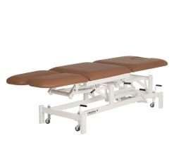 Camilla hidráulica CH-903 articulación piernas independientes posición plana