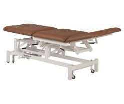 Camilla hidráulica CH-903 articulación zona piernas