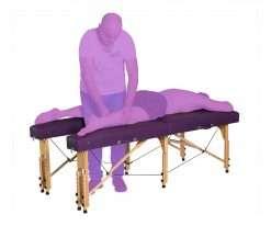 Terapeuta con Camilla CP-270