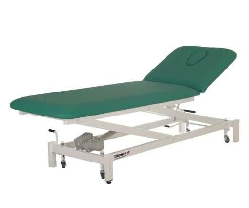 Camilla eléctrica CE-801 extendida lateral Articulación respaldo-lateral