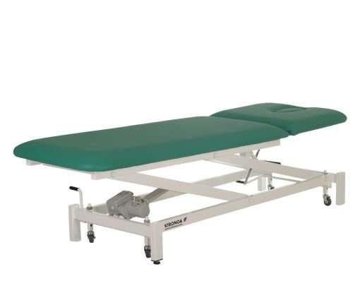 Camilla eléctrica CE-801 extendida lateral