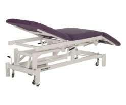 camilla eléctrica CE-802 con respaldo y zona piernas articuladas