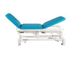 Camilla hidráulica CH-902 respaldo y piernas articuladas - frontal
