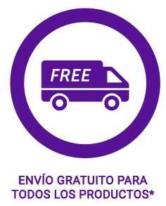 Envío gratuito a toda España