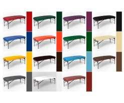 Gama de colores de los tapizados de Noa & Noe