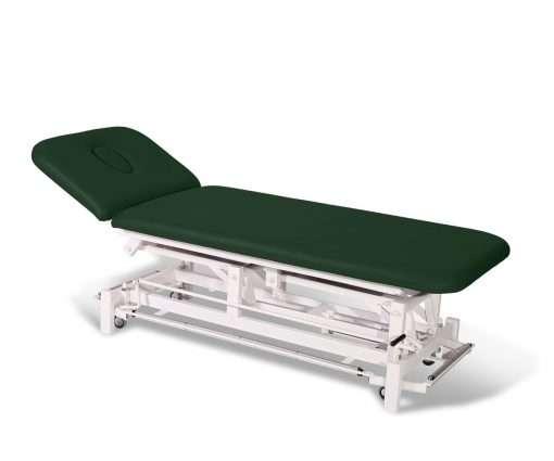 Camilla eléctrica E47 dos cuerpos Verde - Noa & Noe