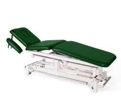 Camilla electrica de tres cuerpos con brazos regulables E46 hierva - Noa & Noe
