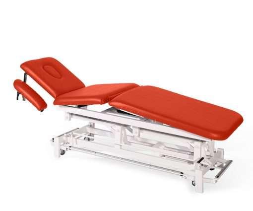 Camilla electrica de tres cuerpos con brazos regulables E46 mango - Noa & Noe