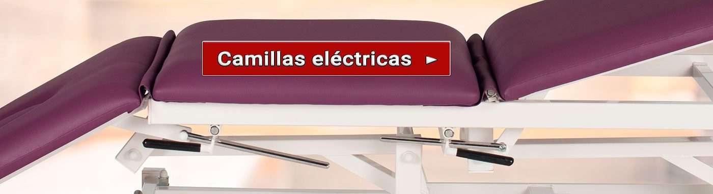 Camillas eléctricas con mandos táctiles - Kironoa