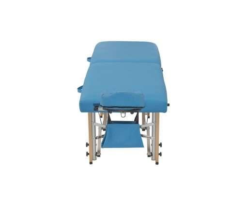 Camilla plegable plana madera para fisioterapia y osteopatía CP-281 front