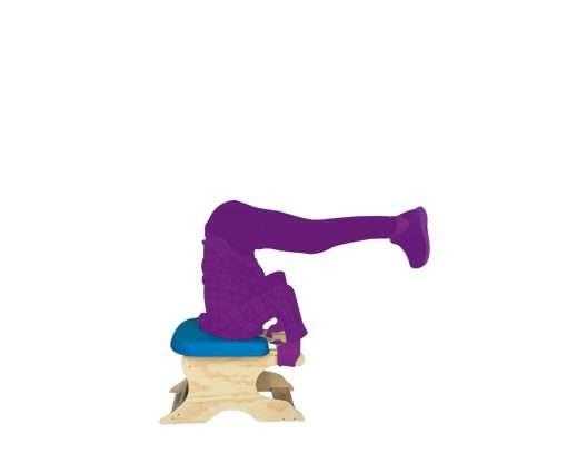 Banco inversor de Yoga CO-524 ejercicio 3