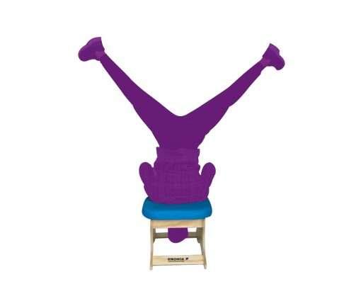 Banco inversor de Yoga CO-524 ejercicio 2