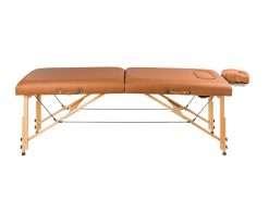 Camilla plegable de madera especial mujeres CP-242 lateral drcha